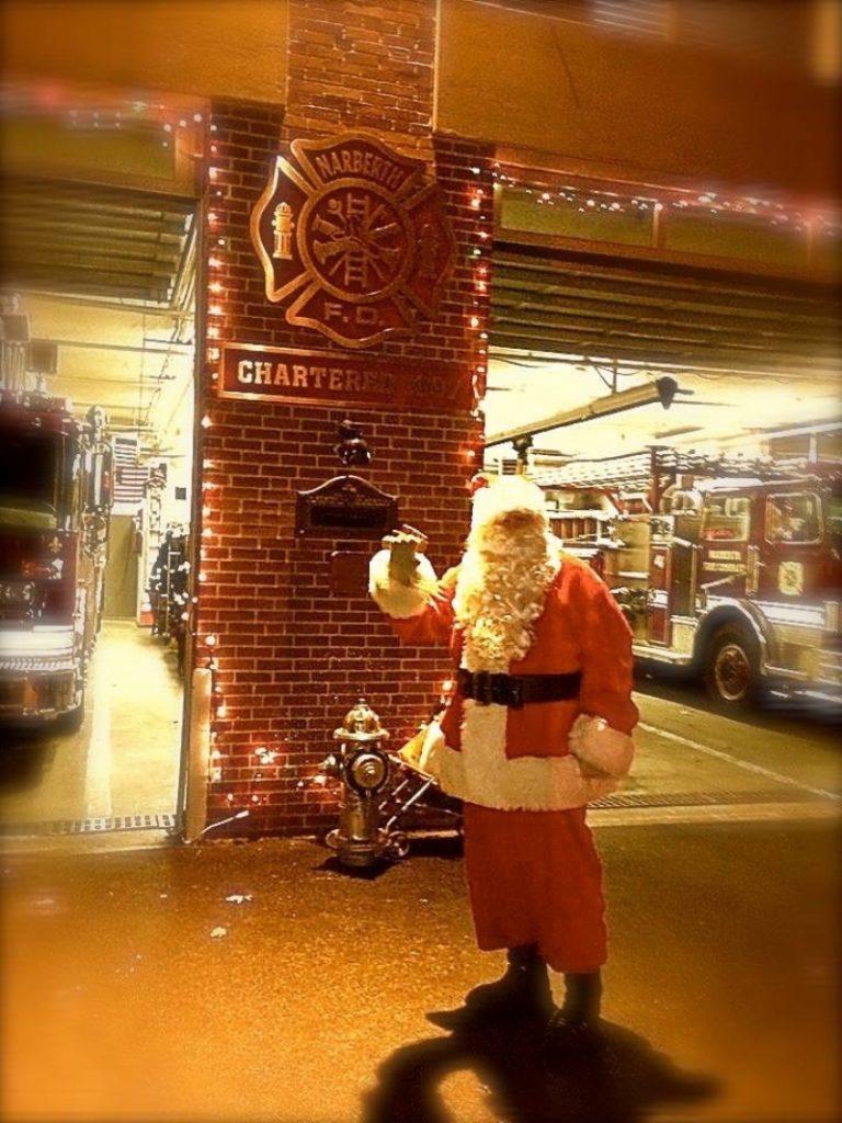 Thanks Santa!