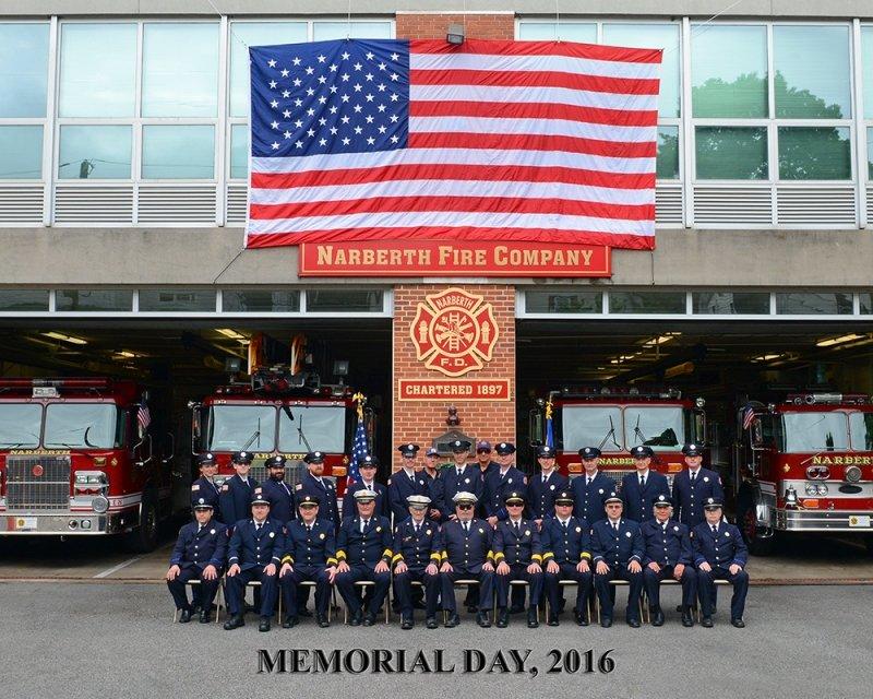 NFD Memorial Day 2016